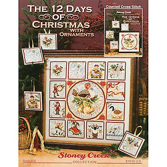 Stoney Creek The 12 Days Of Christmas With Ornaments Sc 408