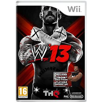 WWE 13 Limited - Mike Tyson Edition (Wii)