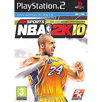 NBA 2K 10 (PS2)