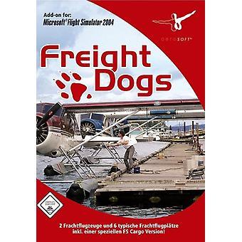 Fracht Hunde Add-on für FS 2004 (PC)