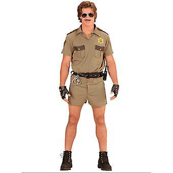 Californien H/måde Patrol Officer kostume