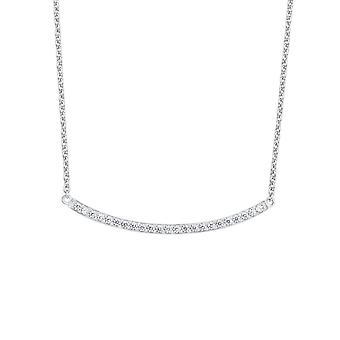 s.Oliver juvel damer kjede kjede sølv Zikonia 2015098