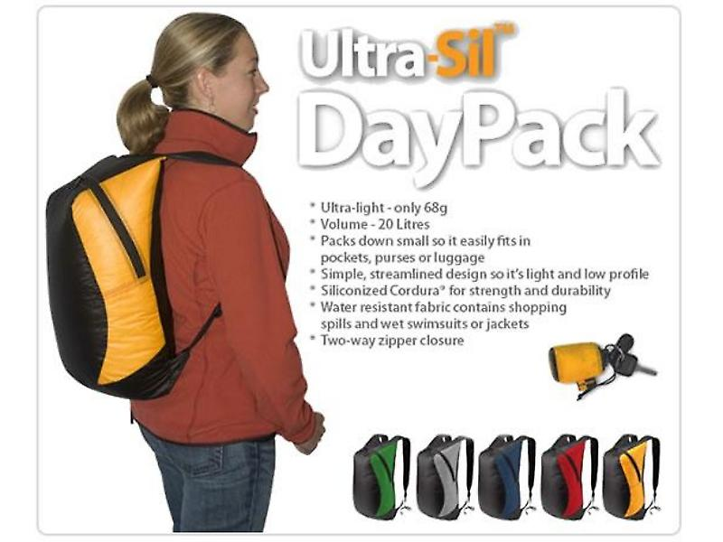 Sea to Summit Ultra Sil 20L Day Pack (Amarillo)