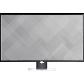 Dell Professional P4317Q LED 108 cm (42.51 ) EEC B (A+ - F) 3840 x 2160 pix UHD 2160p (4K) 8 ms HDMI™, USB 3.0, VGA, RS232, DisplayPort, Mini DisplayPort,