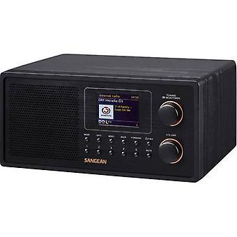 WFR-30 Internet Table top radio AUX, DAB +, DLNA, radio su Internet, FM Spotify nero