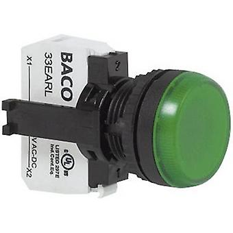 Indicator light + LED White 230 V AC BACO L20SE50H