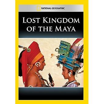 Lost Kingdom of the Maya [DVD] USA import