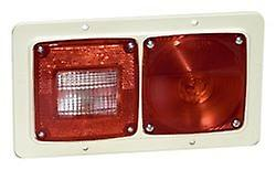 Grougee 51042 blanc rouge Versalite Pod Light (Double-Pod, Recessed Mount)