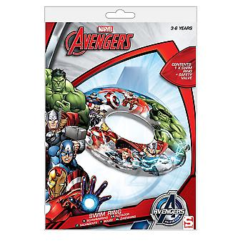 Marvel Avengers Simring Inflatable 3-6years