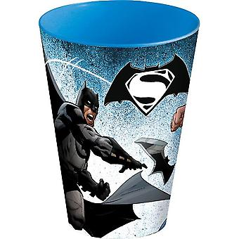 Batman Vs Superman glas