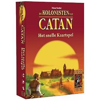 999 Games settlers of Catan card game