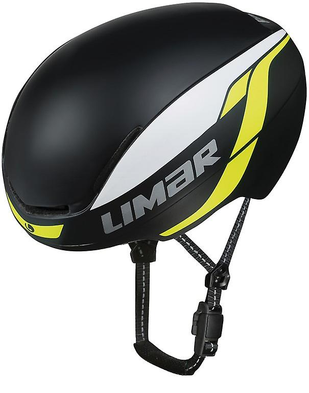 Limar 007 Triathlon Fahrradhelm    noir matt reflex