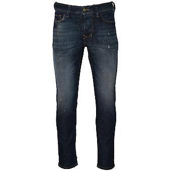 Diesel Diesel Regular Straight Larkee-Beex Blue Rinse Jean