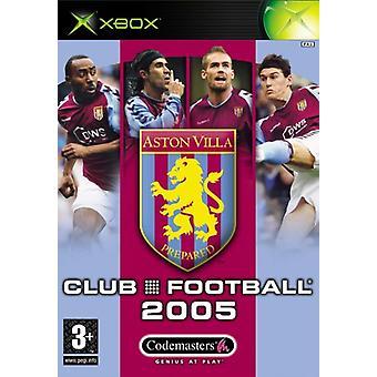 Club Football Aston Villa 2005 (Xbox)