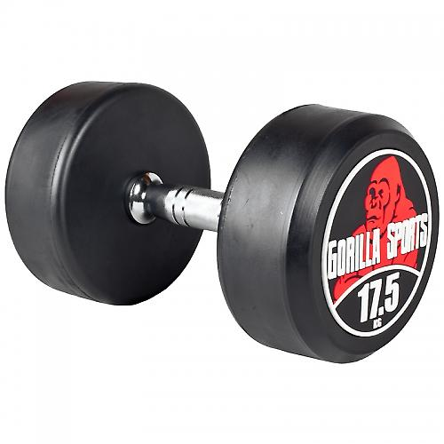 17,5 kg Dumbbell halt�re poids