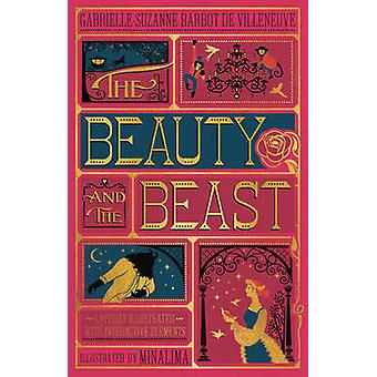 The Beauty and the Beast by Gabrielle-Suzanna Barbot de Villenueve -