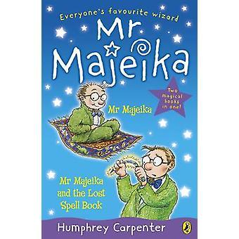 Signor Majeika e signor Majeika e il libro degli incantesimi perso (Bind-up ed) dal ronzio