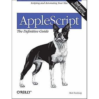 AppleScript - endelige Guide (2. reviderede udgave) af Matt Neube