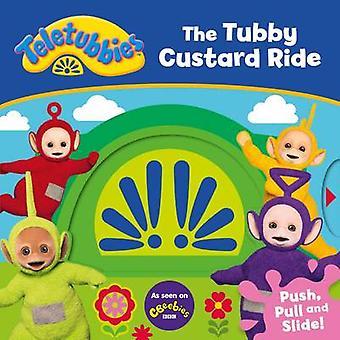 Teletubbies - The Tubby Custard Ride - 9781405285964 Book