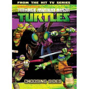 Teenage Mutant Ninja Turtles Animated - Volume 5 - Choosing Sides by Va