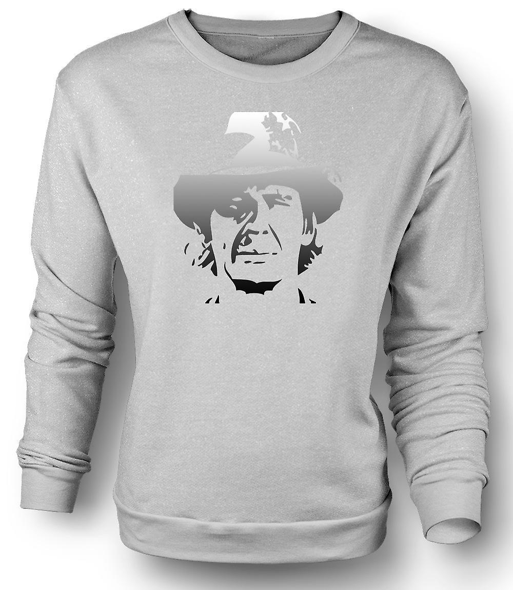 Mens Sweatshirt Charles Bronson - BW