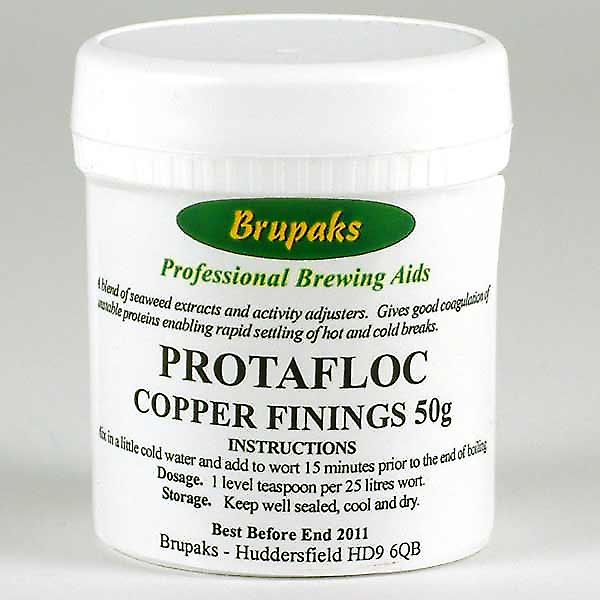 Protafloc Copper Finings -  50g