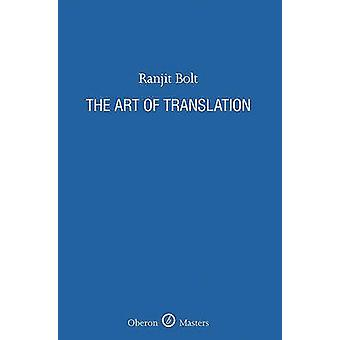 L'Art de la traduction par Ranjit boulon - livre 9781840028652