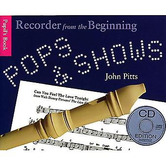 Recorder From The Beginning Pops Bk/CD