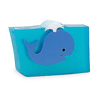Primal Elements Bar Soap Blue Whale 170g