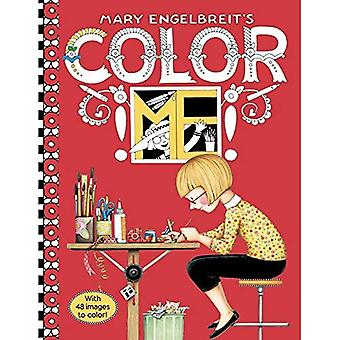 MARY ENGELBREIT'S COLOR ME COLORING BOOK (Colouring Books)