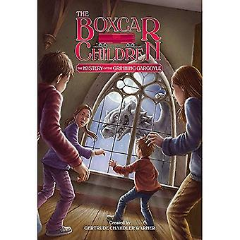The Mystery of the Grinning Gargoyle (Boxcar Children)