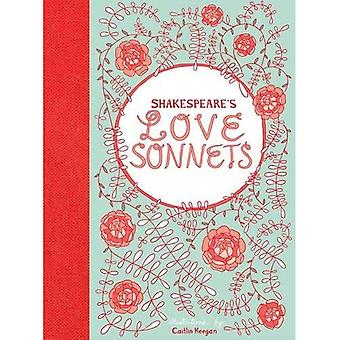 Shakespeare�s Love Sonnets hc