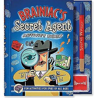 Brainiacs Secret Agent (Activity Journals)