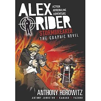 Roman graphique Stormbreaker (Alex Rider)