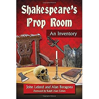 Shakespeare's Prop Room: An Inventory