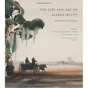 La vie et l'Art d'Alfred Hutty: Woodstock à Charleston