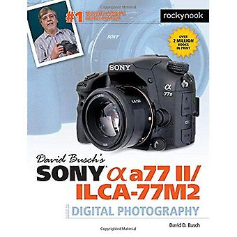 David Busch's Sony Alpha A77 II/Ilca-77m2 Guide to Digital Photography (David Buschs Guides)