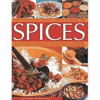 Complete Cooks Encyclopedia of Spices