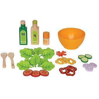 Jeu d'imitation enfant jeux jouets Set salade du jardin 0102082