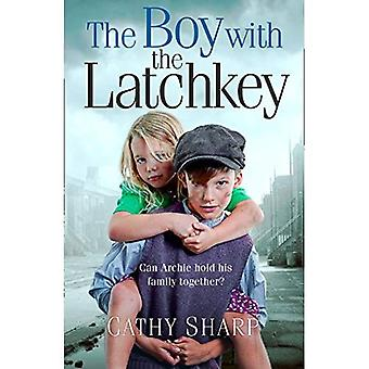 The Boy with the Latch Key (Halfpenny Orphans, Book 4) (Halfpenny Orphans)