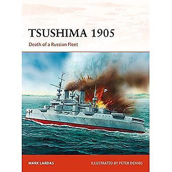Tsushima 1905: Mort d'une flotte russe (campagne)