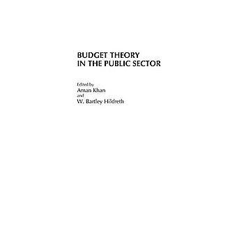 Budget Theory julkisella sektorilla Khan & Aman