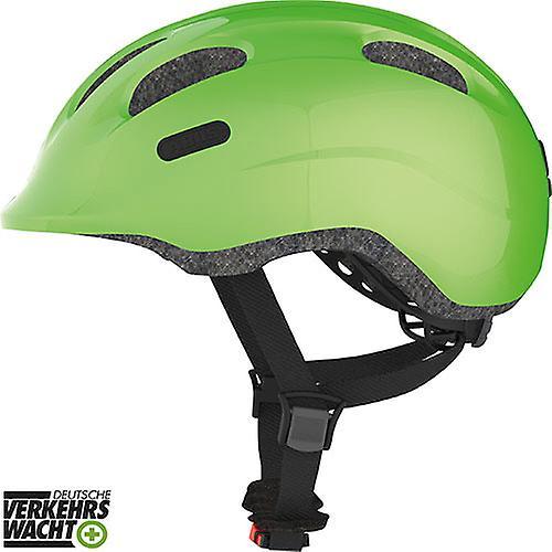 Abus Smiley 2.0 Kinder-Fahrradhelm    sparkling vert