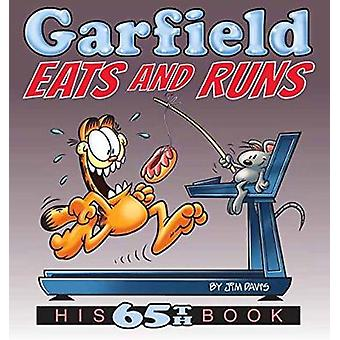 Garfield Eats and Runs - His 65th Book by Jim Davis - 9780425285725 Bo