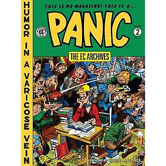 The EC Archives - Panic Volume 2 by Al Feldstein - 9781506702711 Book