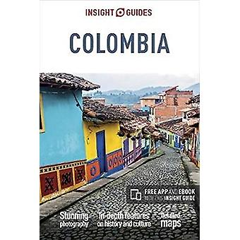 Insight Guides Colombia by Insight Guides - 9781786716354 Book
