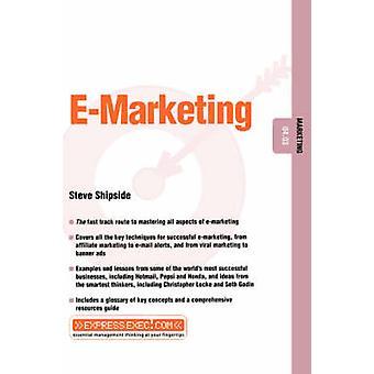 e-Marketing by Steve Shipside - 9781841121994 Book