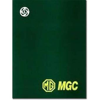 MG MGC Workshop Manual (New edition) by Brooklands Books Ltd - 978185