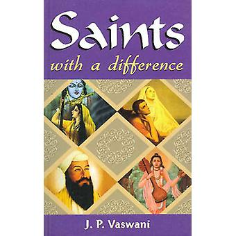 Saints with a Difference by J. P. Vaswani - 9788120749610 Book