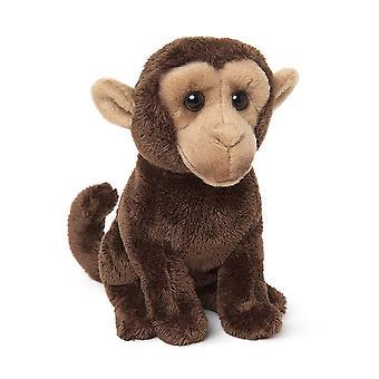 Cuddly Critters Wild Milo Jnr Monkey (Brown) 15cm